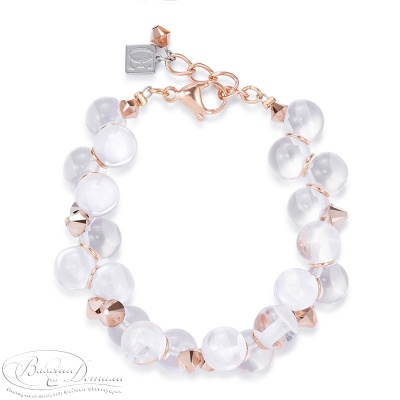 Браслет Rose Gold Coeur de Lion. Арт.: 4937/30-1620